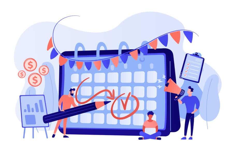 imagem planejamento datas comemorativas 2021